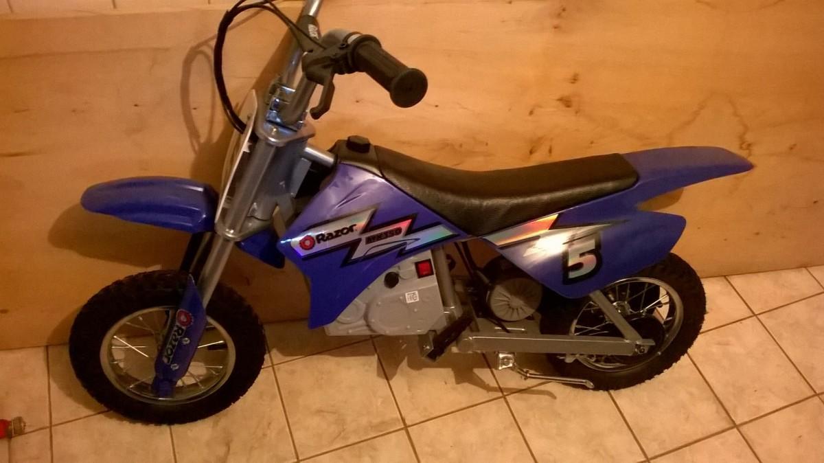 Detská motorka… PREDANÉ