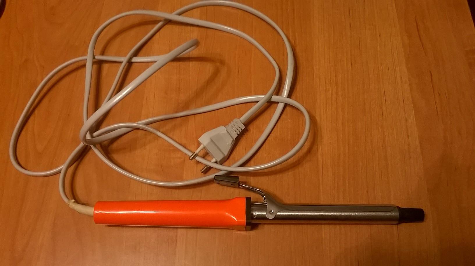 Predám nepoužívanú funkčnú kulmu na vlasy 16 mm (AMA 16)… cdf3b6254b1
